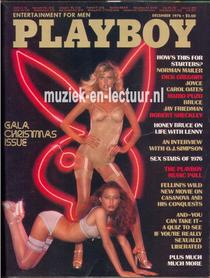Playboy 1976 nr. 12