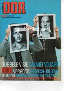 Muziekkrant Oor 1983 nr. 17
