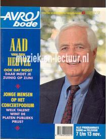 AVRO bode 1992, nr.45