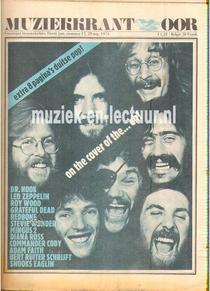 Muziekkrant Oor 1973 nr. 17