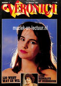 Veronica 1981 nr. 07