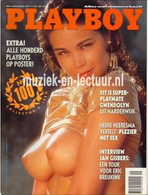 Playboy 1991 nr. 08