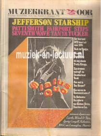 Muziekkrant Oor 1976 nr. 01