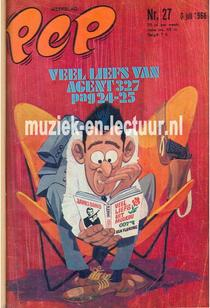 Ingebonden PEP 1968 nr