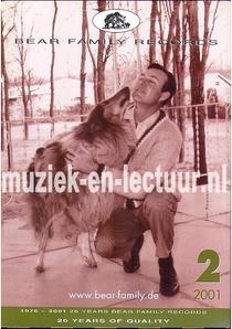 Bear Family Records 2001 nr. 2