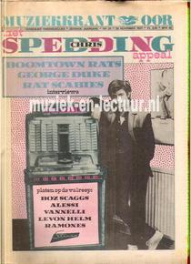 Muziekkrant Oor 1977 nr. 24