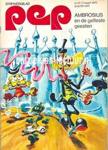 Pep 1970 nr. 10