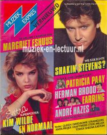 Muziek Expres 1982, april