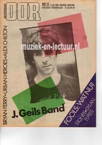Muziekkrant Oor 1980 nr. 13