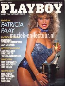 Playboy 1984 nr. 09