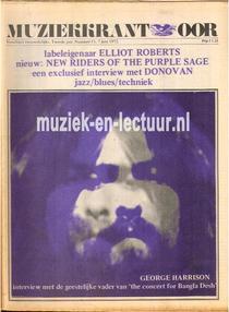 Muziekkrant Oor 1972 nr. 11