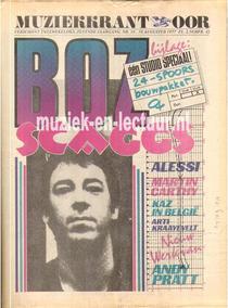 Muziekkrant Oor 1977 nr. 16