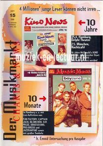 Der Musikmarkt 1996 nr. 15