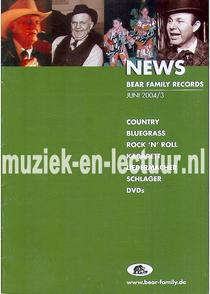 Bear Family News 2004 nr. 3