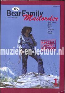Bear Family Mailorder 2007 nr. 1