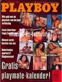 Playboy 1992 nr. 01