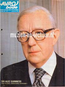AVRO bode 1981, nr.21