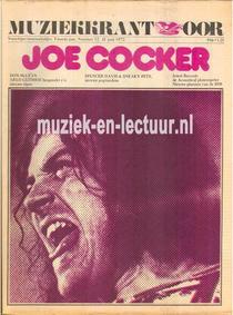 Muziekkrant Oor 1972 nr. 12