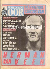 Muziekkrant Oor 1978 nr. 22