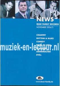 Bear Family News 2004 nr. 5