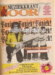 Muziekkrant Oor 1978 nr. 08