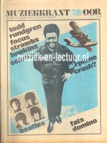 Muziekkrant Oor 1973 nr. 09