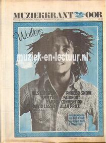 Muziekkrant Oor 1976 nr. 15