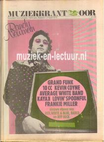 Muziekkrant Oor 1975 nr. 07