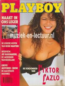 Playboy 1991 nr. 03