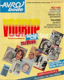 AVRO bode 1988, nr.37
