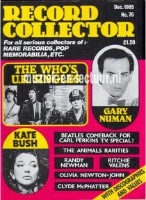 Record Collector nr. 076