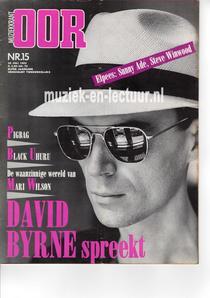 Muziekkrant Oor 1982 nr. 15