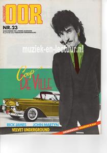Muziekkrant Oor 1981 nr. 23