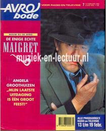 AVRO bode 1993, nr.07