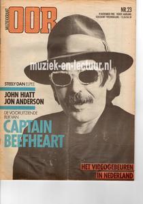 Muziekkrant Oor 1980 nr. 23