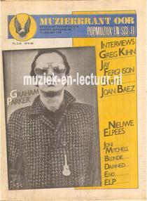Muziekkrant Oor 1978 nr. 01