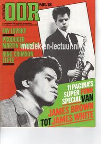 Muziekkrant Oor 1981 nr. 18