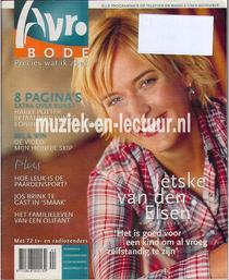 AVRO bode 2001, nr.44