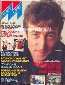 Muziek Expres 1981, december