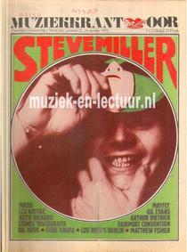 Muziekkrant Oor 1973 nr. 21