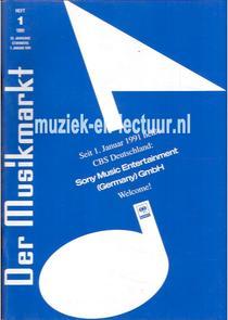 Der Musikmarkt 1991 nr. 01