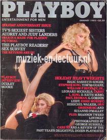 Playboy 1983 nr. 01