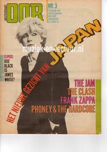 Muziekkrant Oor 1980 nr. 03