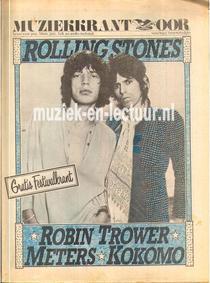 Muziekkrant Oor 1976 nr