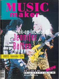 Music Maker 1994 nr. 01