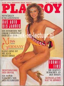 Playboy 1986 nr. 08