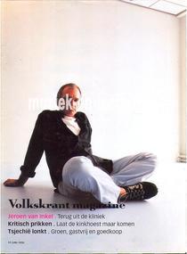 Volkskrant magazine 2004 nr. 06