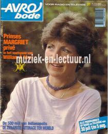 AVRO bode 1988, nr.31
