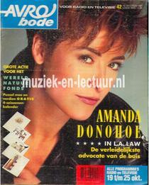 AVRO bode 1991, nr.42