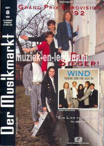 Der Musikmarkt 1992 nr. 08